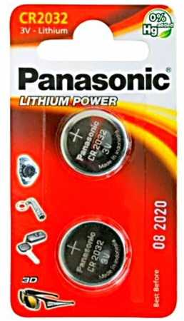 Panasonic CR2032 - 1 balení