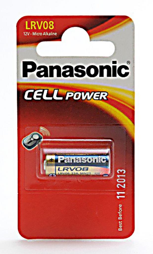 Panasonic LRV08 - 1 ks