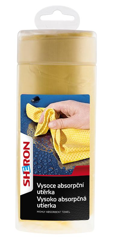 SHERON Utěrka vysoce absorpční - 1ks