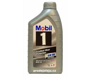 Mobil 1 Rally Formula FS X1 5W-50 - 5x1L