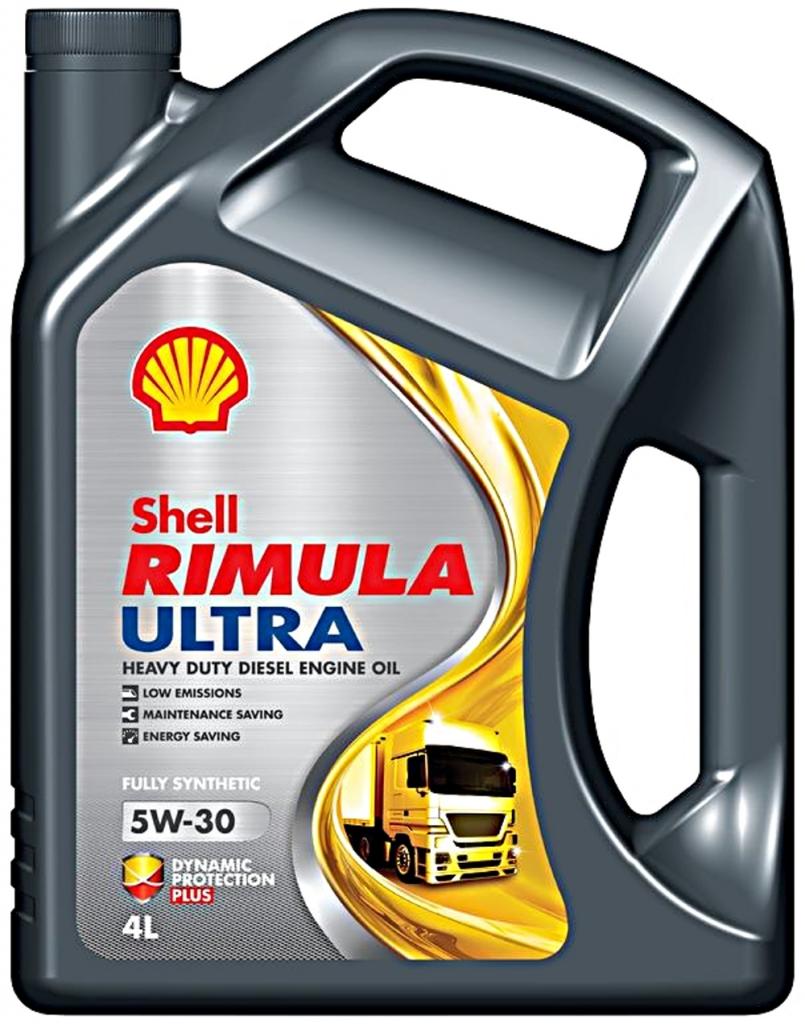 Shell Rimula Ultra 5W-30 - 4L