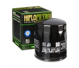 Olejový filtr HifloFiltro HF551 - 1 ks