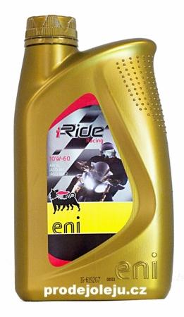 Eni i-Ride racing 10W-60 - 4x1L