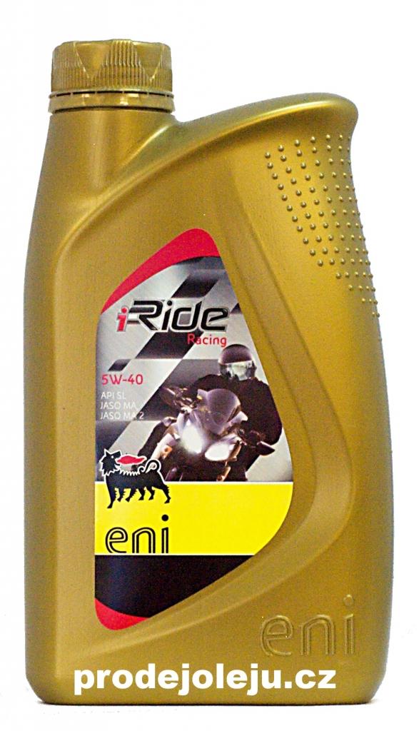 Eni i-Ride racing 5W-40 - 4x1L