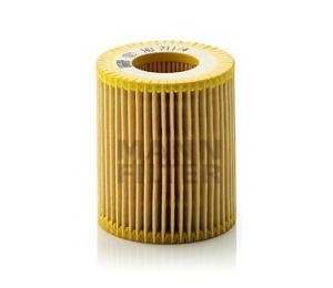 Olejový filtr MANN HU711/4X  - 1 ks