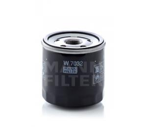 Olejový filtr MANN W7032 - 1 ks