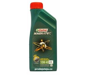 Castrol Magnatec 10W-40 A3/B4 - 1 litr