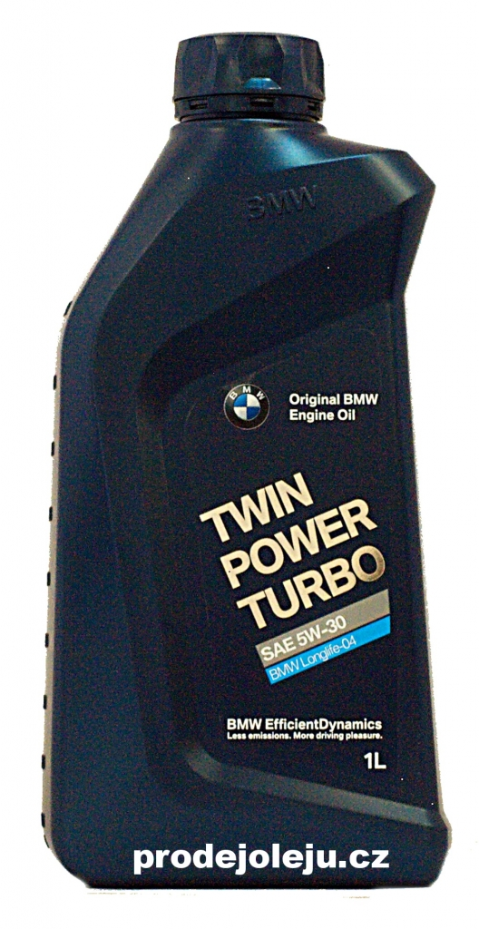 BMW Twin Power Turbo 5W-30 - 5x1L