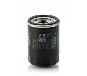 Olejový filtr MANN W610/9 - 1 ks