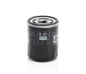 Olejový filtr MANN W67 - 1 ks