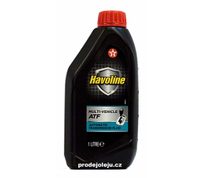 Texaco Havoline Multi-Vehicle ATF - 1 litr