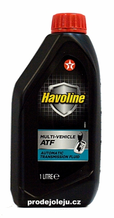 Texaco Havoline Multi-Vehicle ATF - 1 litr