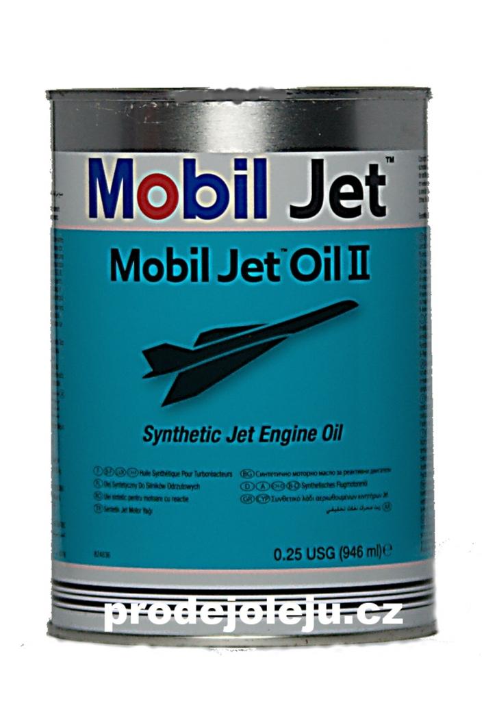 Mobil Jet Oil ll - 12x 0,946L