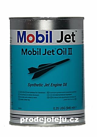 Mobil Jet Oil II - 12x 0,946L