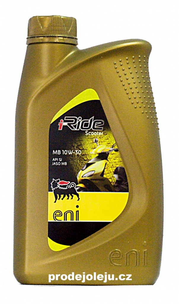Eni i-Ride Scooter MB 10W-30 - 4x1L
