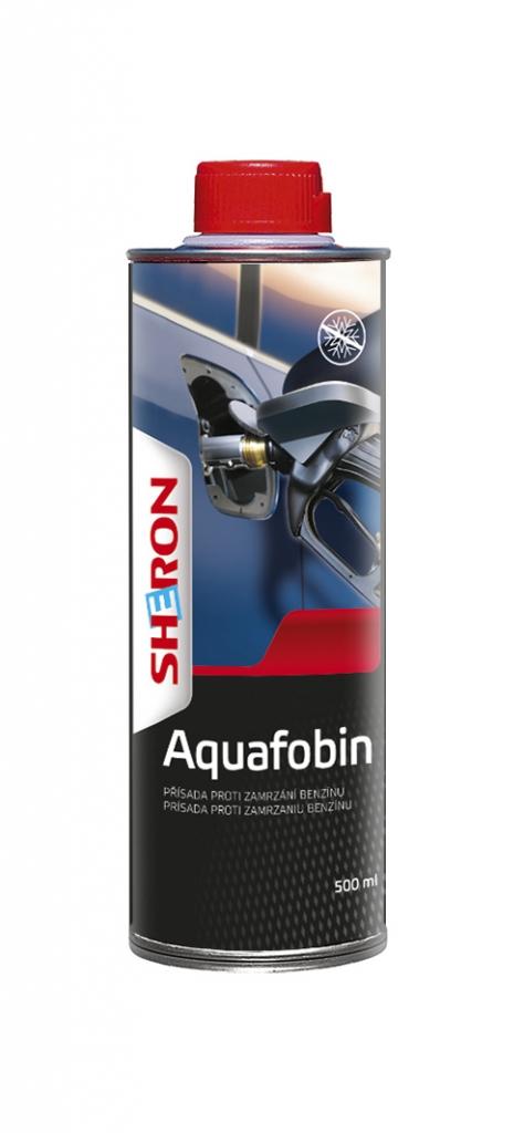 Sheron Aquafobin (náhrada za Velfobin) proti zamrzání benzínu - 500 ml