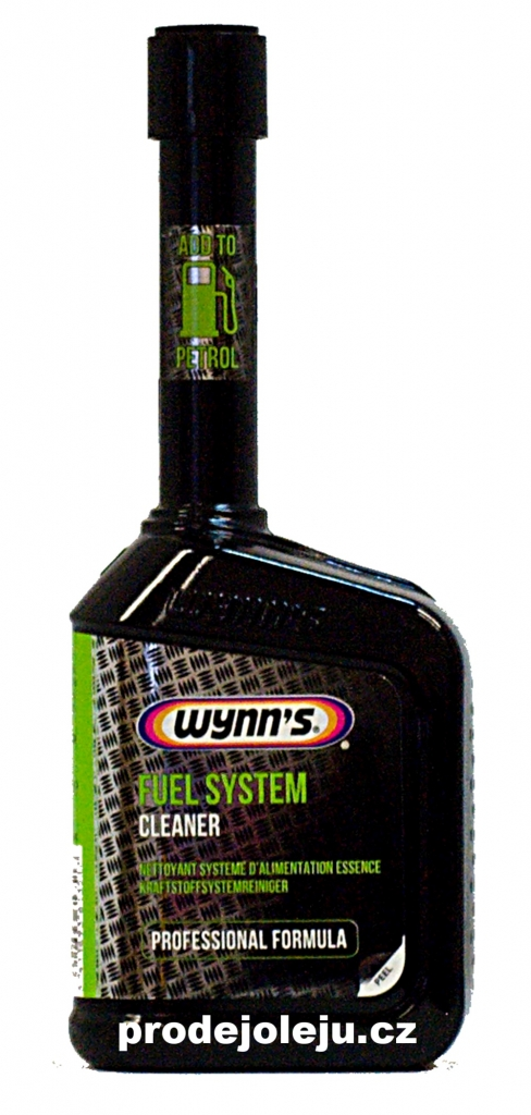 Wynn´s Fuel System Cleaner Professional Formula - 325 ml