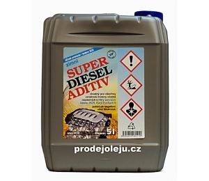 Vif super diesel aditiv aditiva do nafty zimní - 5L