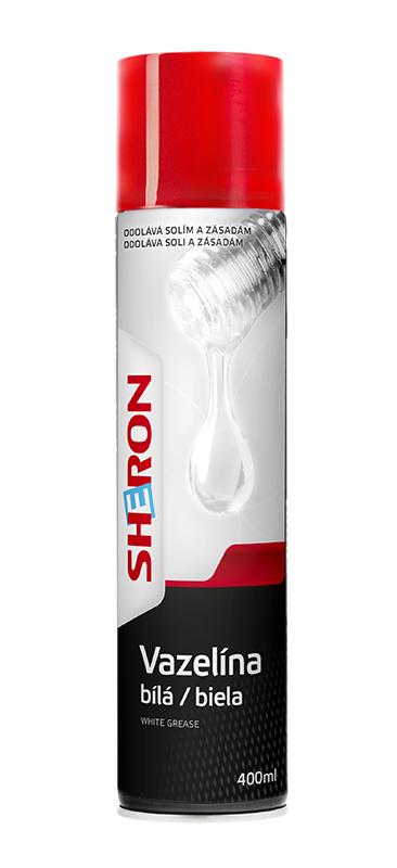 Sheron bílá vazelína - 400 ml