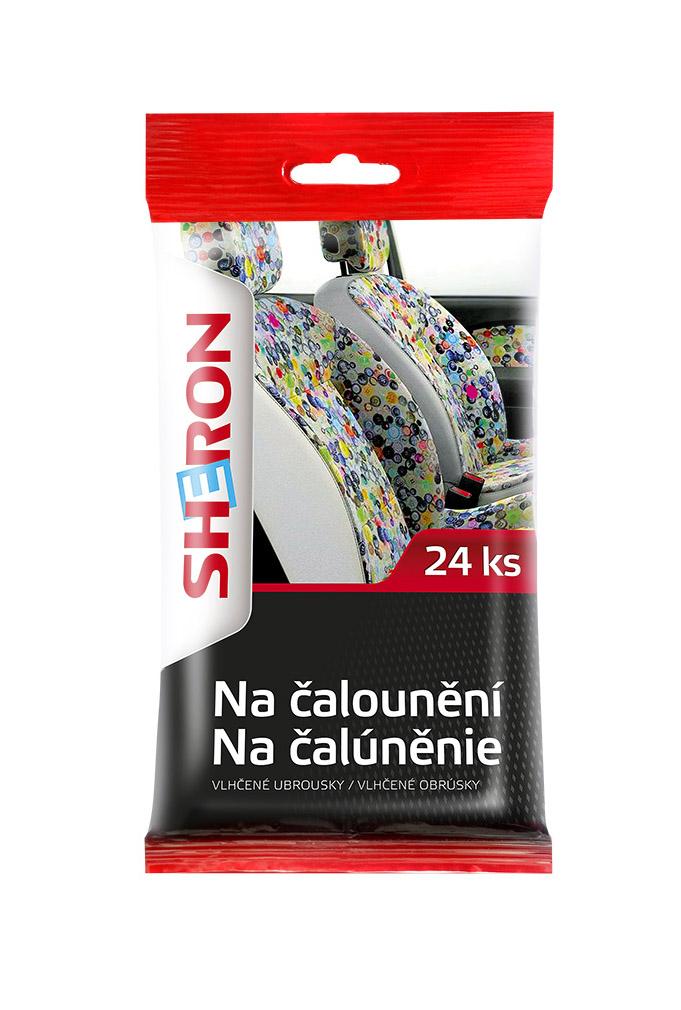 SHERON ubrousky na čalounění - 1 balení