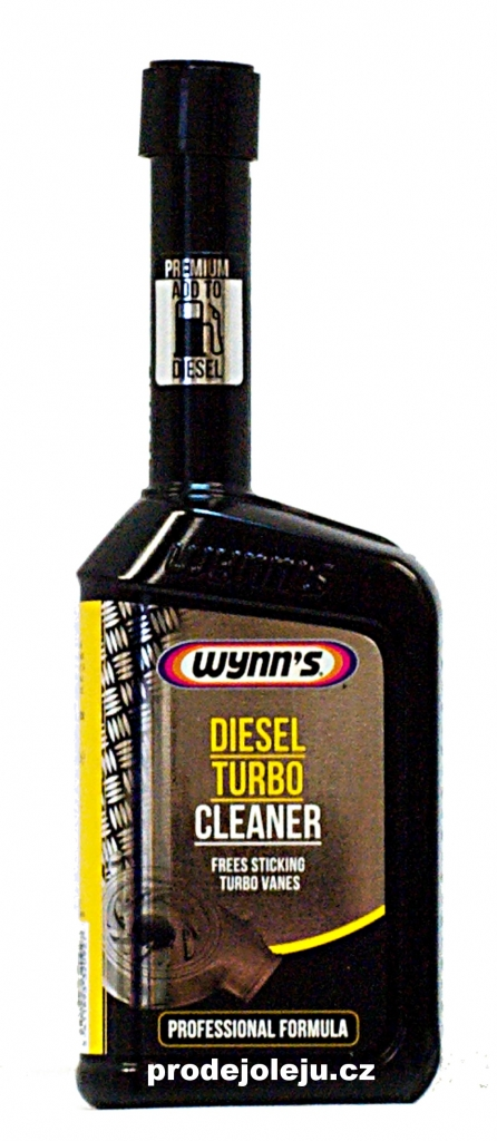 Wynn´s Diesel Turbo Cleaner - 500ml