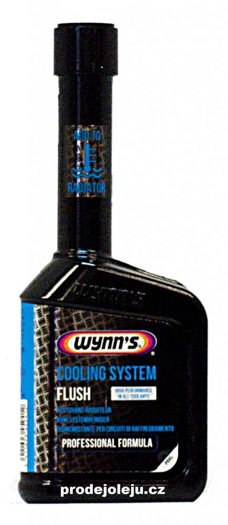 Wynns Cooling System Flush čistič chladících systémů - 325 ml