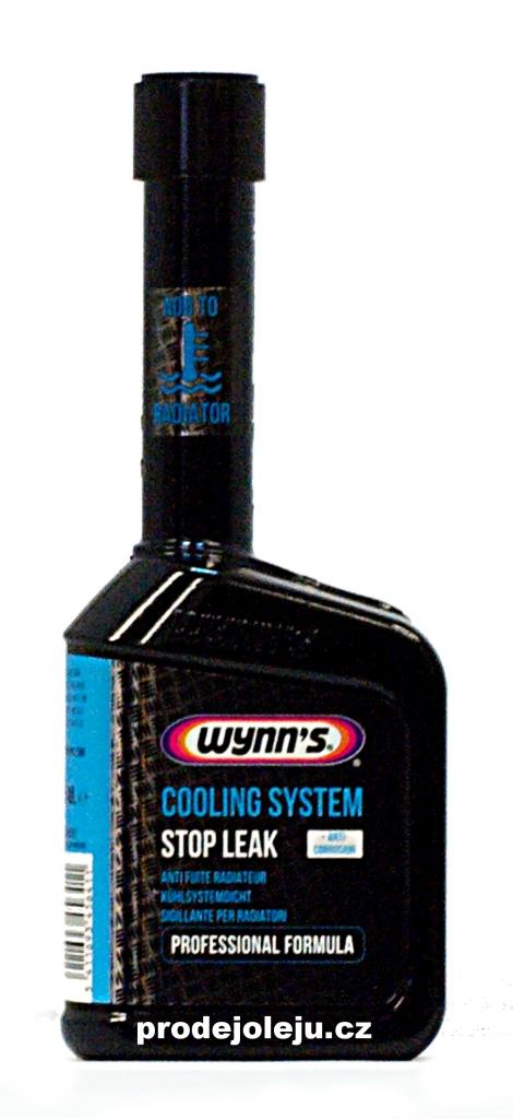 Wynns Cooling System Stop Leak utěsňovač chladící soustavy - 325 ml