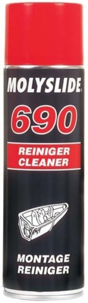 MOLYSLIDE 690 Montážní čistič - 500 ml