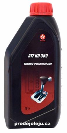 Texaco ATF HD 389 - 4x1L