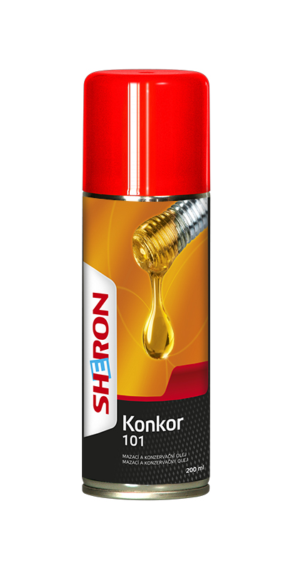 Sheron Konkor 101 sprej - 200 ml