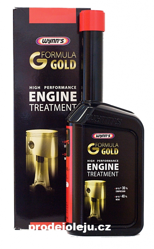 Wynn´s Formula Gold Engine Treatment - 500 ml