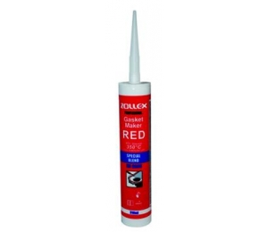 Zollex Professional Gasket Maker RED - 310 ml