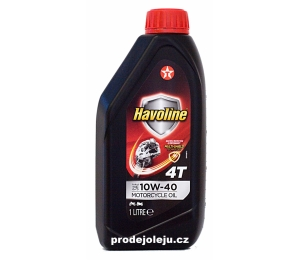 Texaco Havoline 4T 10W-40 - 1L