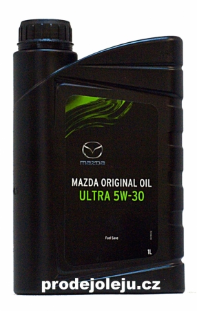 Mazda Original Oil Ultra 5W-30 - 5x1L
