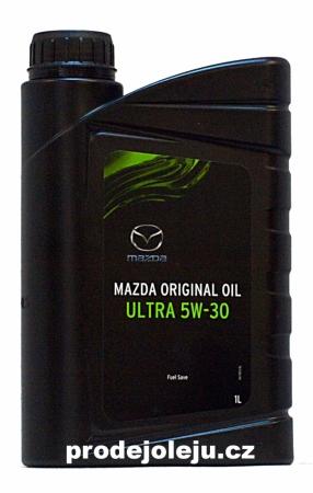 Mazda Original Oil Ultra 5W-30 - 5x1L