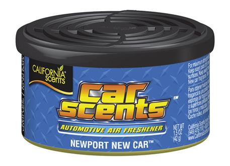 California Scents Newport New Car - 1 ks