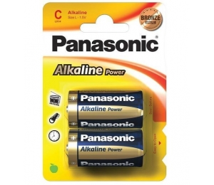 Baterie Panasonic Alkaline Power LR14, C - 2 ks