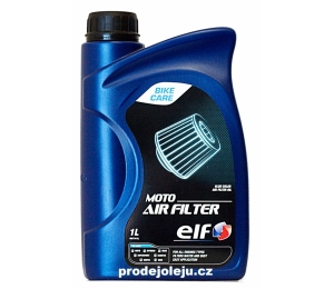 Elf Moto Air Filter Oil - 1L