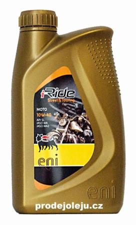 Eni i-Ride moto 10W-40 - 1L