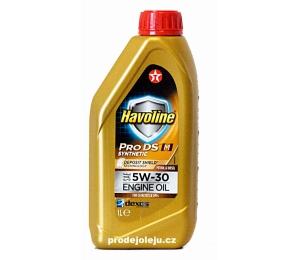 Texaco Havoline ProDS M 5W-30 - 1L