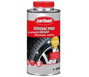 Carlson Oživovač plastů a pneu krémový - 500ml