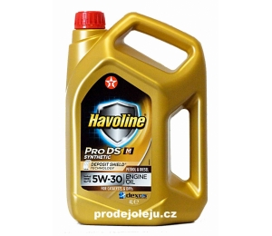 Texaco Havoline ProDS M 5W-30 - 4L
