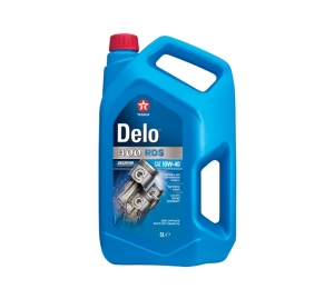 Texaco DELO 400 RDS SAE 10W-40 - 5L