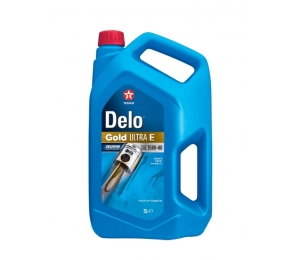 Texaco DELO GOLD ULTRA E SAE 15W-40 - 5L
