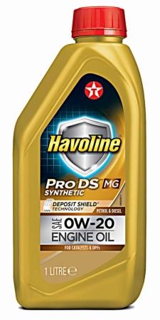 Texaco Havoline ProDS MG 0W-20 - 1L