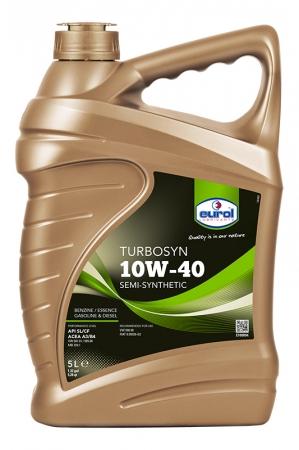 EUROL Turbosyn 10W-40 - 5L