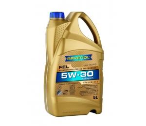 RAVENOL FEL 5W-30 CleanSynto® - 5L