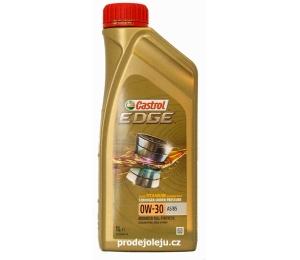Castrol Edge Titanium A5/B5 0W-30 - 5x1L