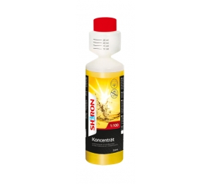 Sheron letní ostřikovač antiinsect koncetrát 1:100 - 250 ml