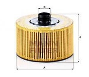 Olejový filtr MANN HU10002Z - 1 ks